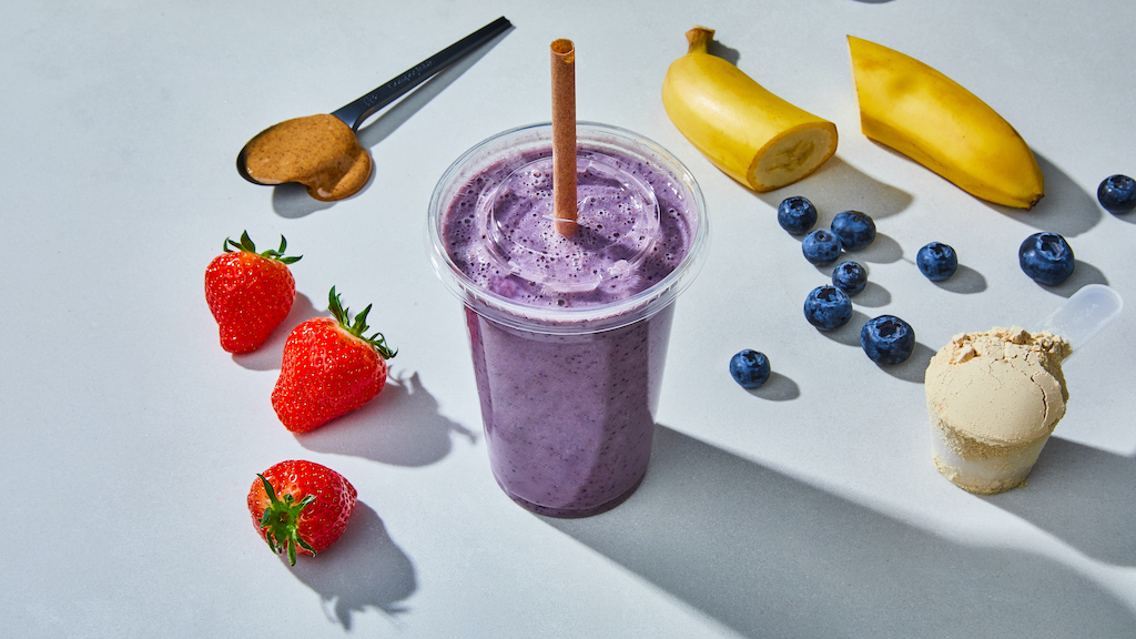 Oliver Green | Very Berry Smoothie © Kubilay Altintas