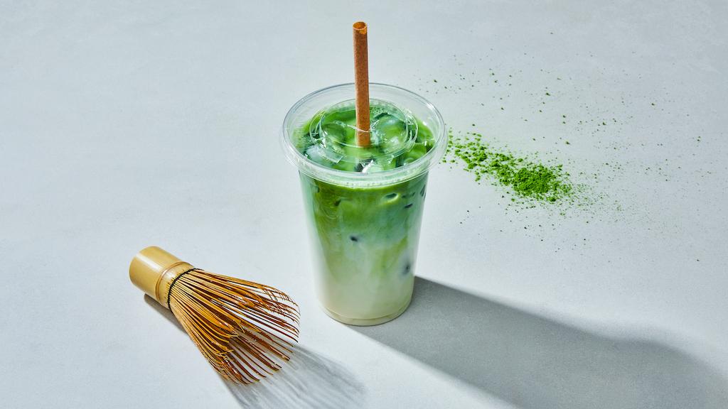 Oliver Green | Iced Lattes | Iced Matcha Latte © Kubilay Altintas