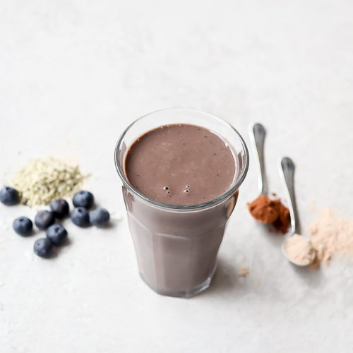 Smoothie - Salty Chocolate