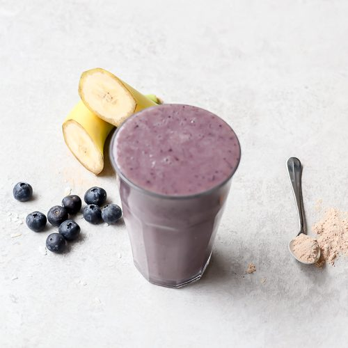 Smoothie - blueberry dream